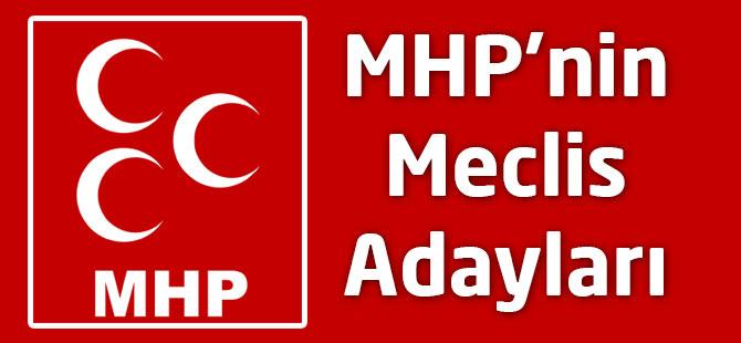 MHP Akçaabat Meclis Aday Listesi