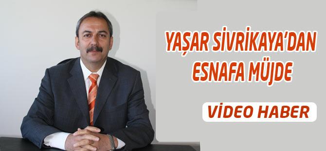 Sivrikaya'dan Esnafa Müjde