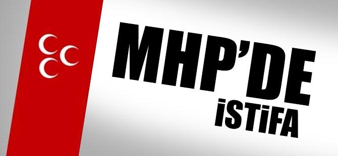 MHP'de Listelerin Açıklanmasının Ardından İstifa Haberi Geldi.