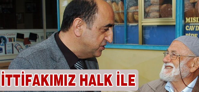 CHP Akçaabat Belediye başkan Adayından Açıklama