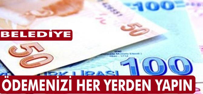 Kapanan Belde belediyelerde her türlü borç tahsil edilebilecek.