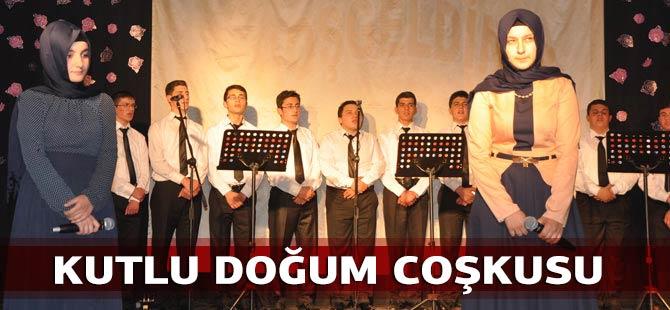 Akçaabat Anadolu İmam Hatip Lisesi Kutlu Doğum Programı