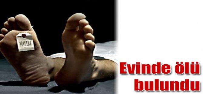 Akçaabat'ta bir kişi evinde ölü bulundu