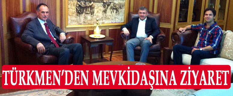 Başkan'dan İstanbul Ziyareti