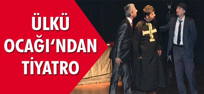 Ocak'tan Tiyatro Gösterisi