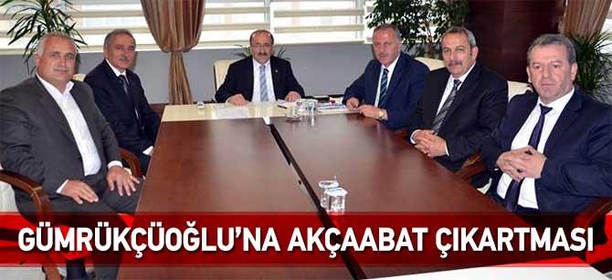 Gümrükçüoğlu'na Ziyaret