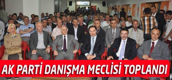 AK Parti'nin Danışma Toplantısı