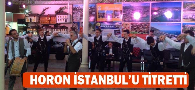 Feshane'de Trabzon Etkinliği
