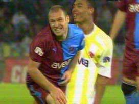 Trabzonspor güldü