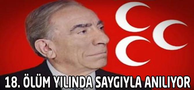 Alparslan Türkeş Açıklaması