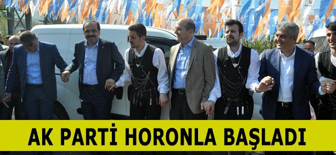 AK Parti'den Gövde Gösterisi