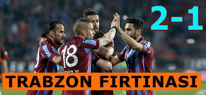 Galatasaray Fırtınaya kapıldı 2-1