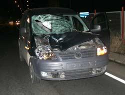 Trafik kazası; 2 ölü