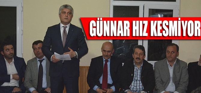 Günnar Hız Kesmiyor