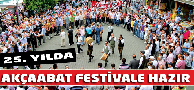 25. Yılda Akçaabat Festivali