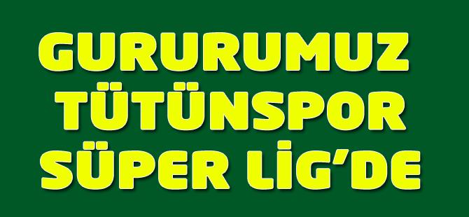 Akçaabat Tütünspor Hentbol takımı süper ligde.