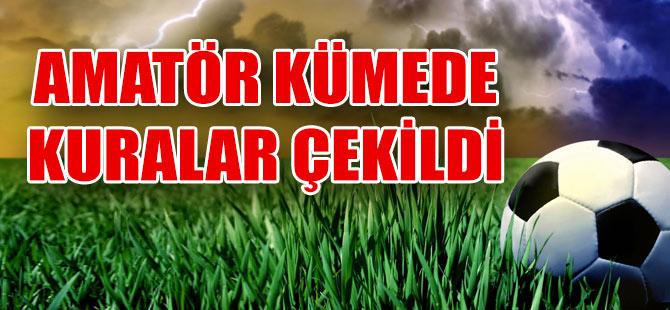 Trabzon Amatör Küme 'de kuralar çekildi