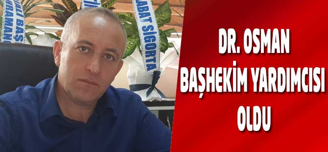 Dr. Osman Bulut'un özel sektör deneyimi kısa sürdü