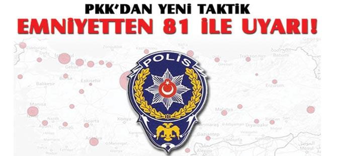 PKK'dan yeni taktik
