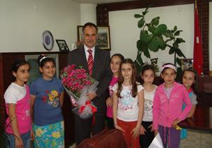 Türkmenin Ziyaretçileri