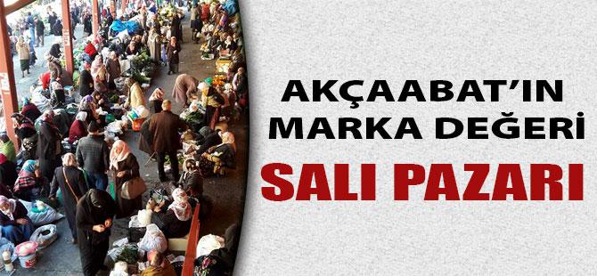 Akçaabat'ın Marka Değeri Salı pazarı