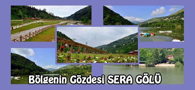 Sera Gölü Cazibe Merkezi