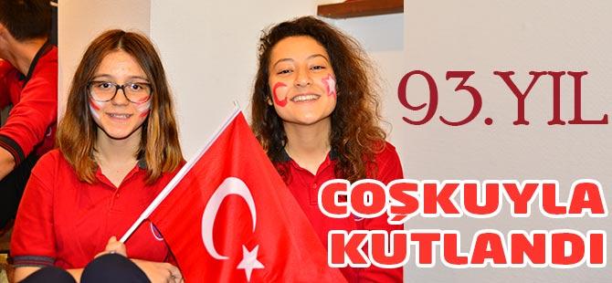 93. Cumhuriyet Coşkusu