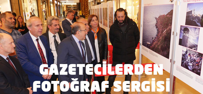 Gazetecilerden Fotoğraf Sergisi