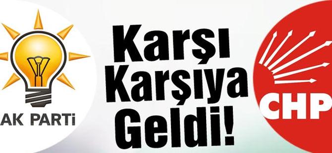 Hacıoğlu Akgün'e cevap Verdi