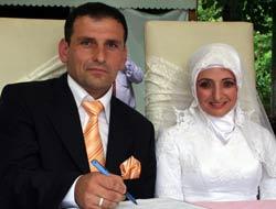 2008 De 417 Çift Evlendi