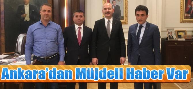 Ankara'dan Müjdeli Haber Var