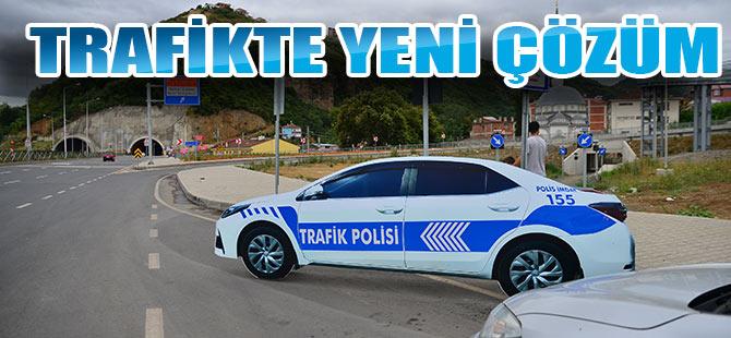 Maket Polis Aracı İşe Yaradı