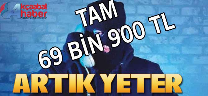 Tam 69 bin 900 Lira Dolandırıldı