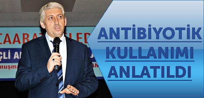 Antibiyotik Anlatıldı