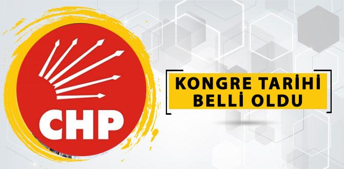 CHP'de KOngre Süreci
