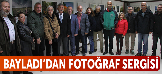 Bayladı'dan Fotoğraf Sergisi