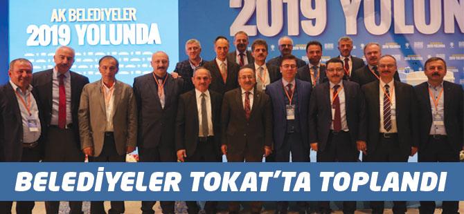 Belediyeler Tokat'ta Toplandı