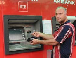 Akbank a ATM Tepkisi
