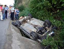 Akçakalede kaza 1 yaralı