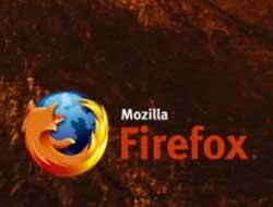 Firefoxta Virüs Tehlikesi