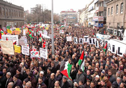 Trabzonlular Meydana İndi
