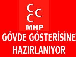 MHP Adaylarını  Açıklıyor