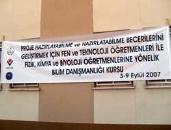 Anadolu lisesinde Kurs