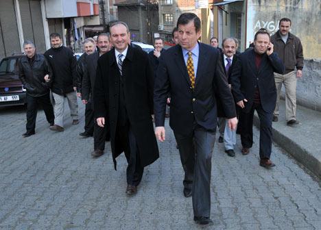 MHP Seçim Gezisinde