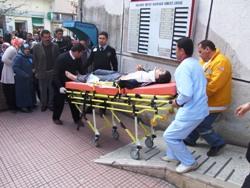 2 Ayrı Kaza;2 Yaralı