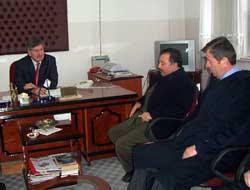 Latifoğlu Seçim Gezisinde