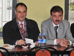 Türkmen Minibüsçüler ile