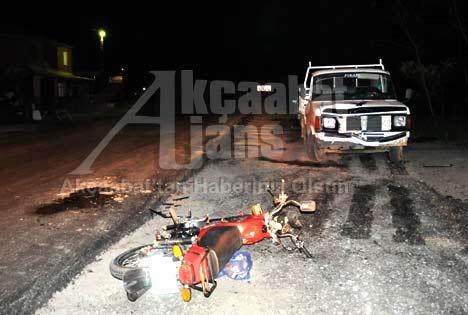 Akçaabatta Kaza; 3 Yaralı