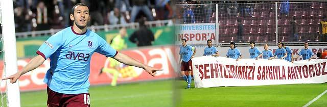 Trabzonspor 4-1 Kayserspor