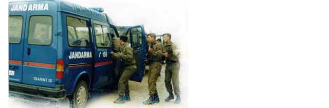 Jandarma Affetmiyor